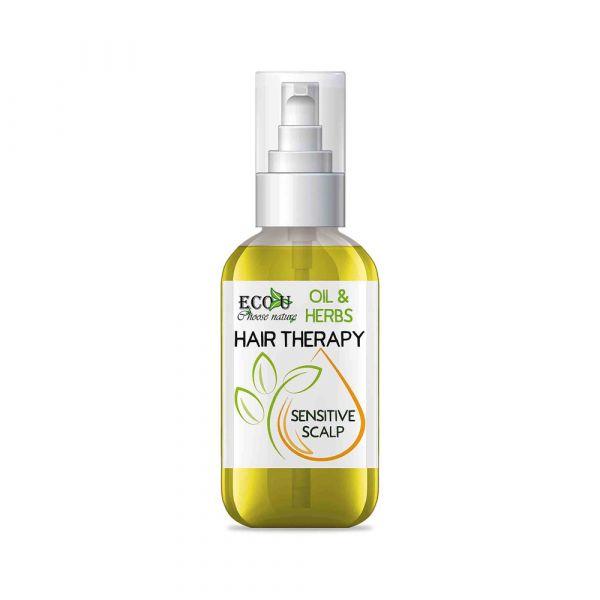 Eco U Choose Nature Hair Therapy  Sensitive Scalp Oils & Herbs 50ml