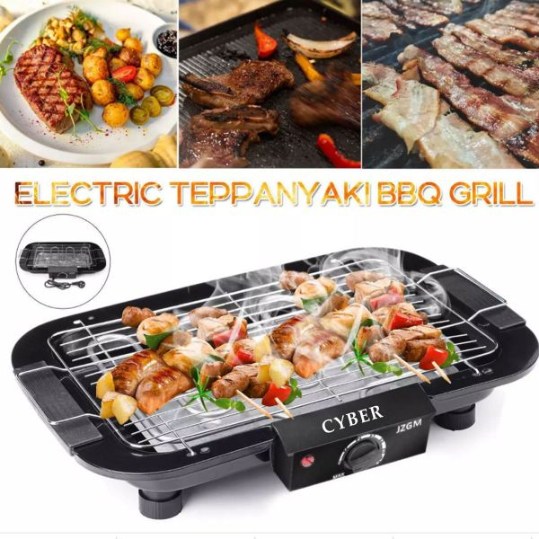 Cyber Electric Barbecue Grill CYBG-2275