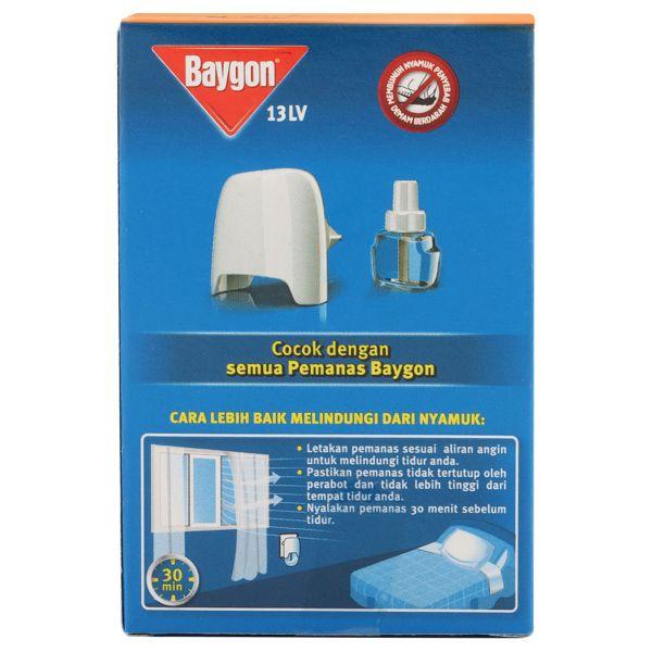 Baygon Electric Liquid Refill Orange Blossom 30 Night, 22ml