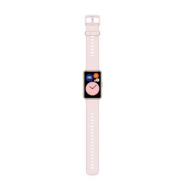 """2 in 1 Bundle Offer, Huawei Nova 7i 128GB 4G Dual Sim Smartphone, Sakura Pink & HUAWEI WATCH FIT Smartwatch Sakura Pink, 1.64"""" Vivid AMOLED Display"""